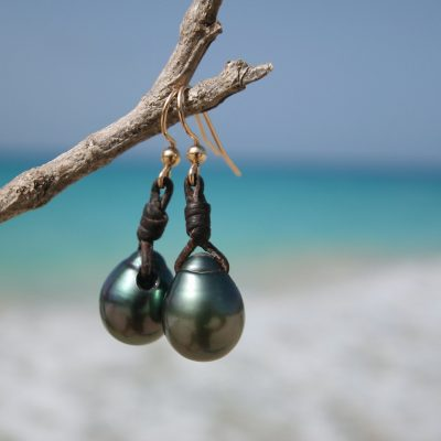 pears pendant earrings jewelry st barth