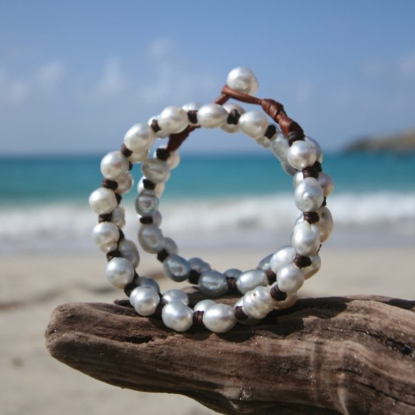 Pearls shop Gustavia st barth jewelry