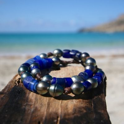jewelry for men St Barths pearls
