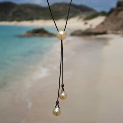 St barth pearls jewelry necklace