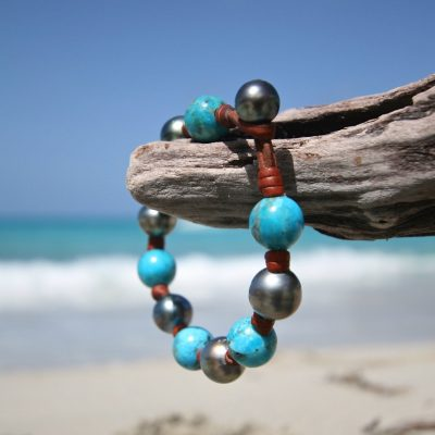 leather Jewelry from St Barth