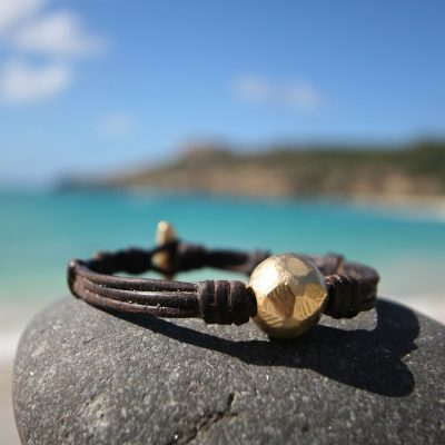 beach life St Barth jewelry bracelet