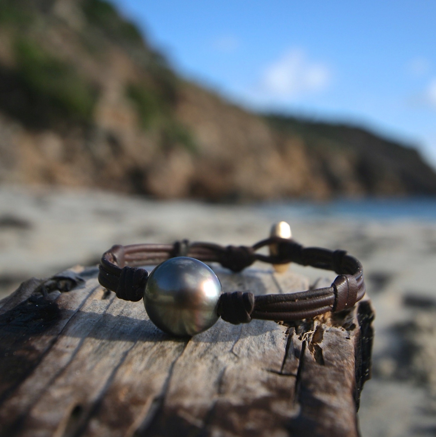 gustavia pearls st barth jewelry leather