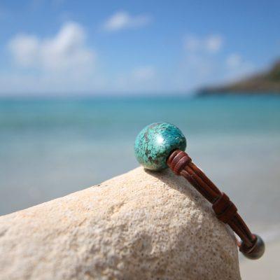 turquoise jewelry st barth island