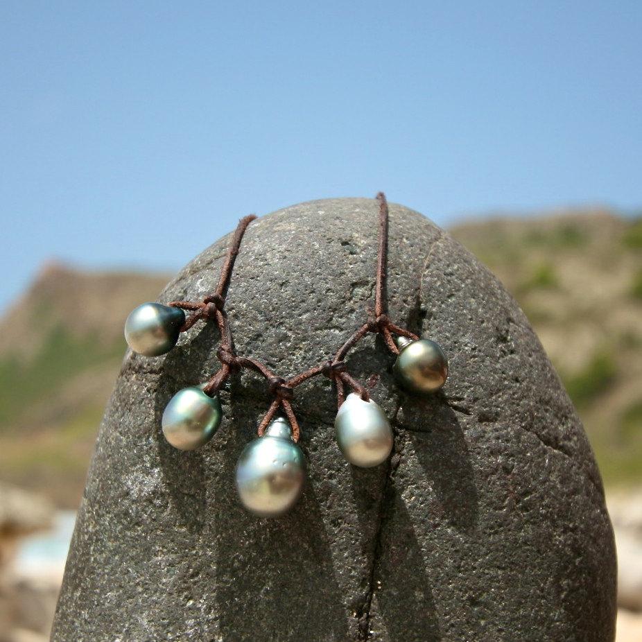 St Barth jewelry pearls designs