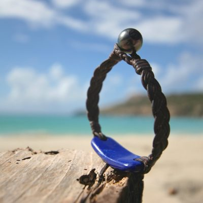st barth island leather jewelry for men