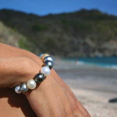 cultured pearls jewelry st barth