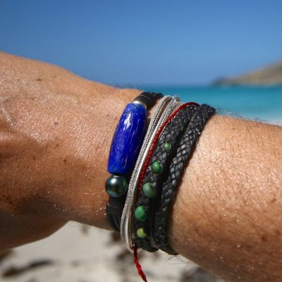 jewelry for men from St Barth