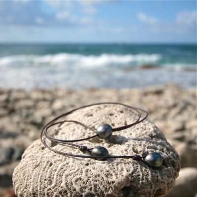 St barth jewelry pearls necklace