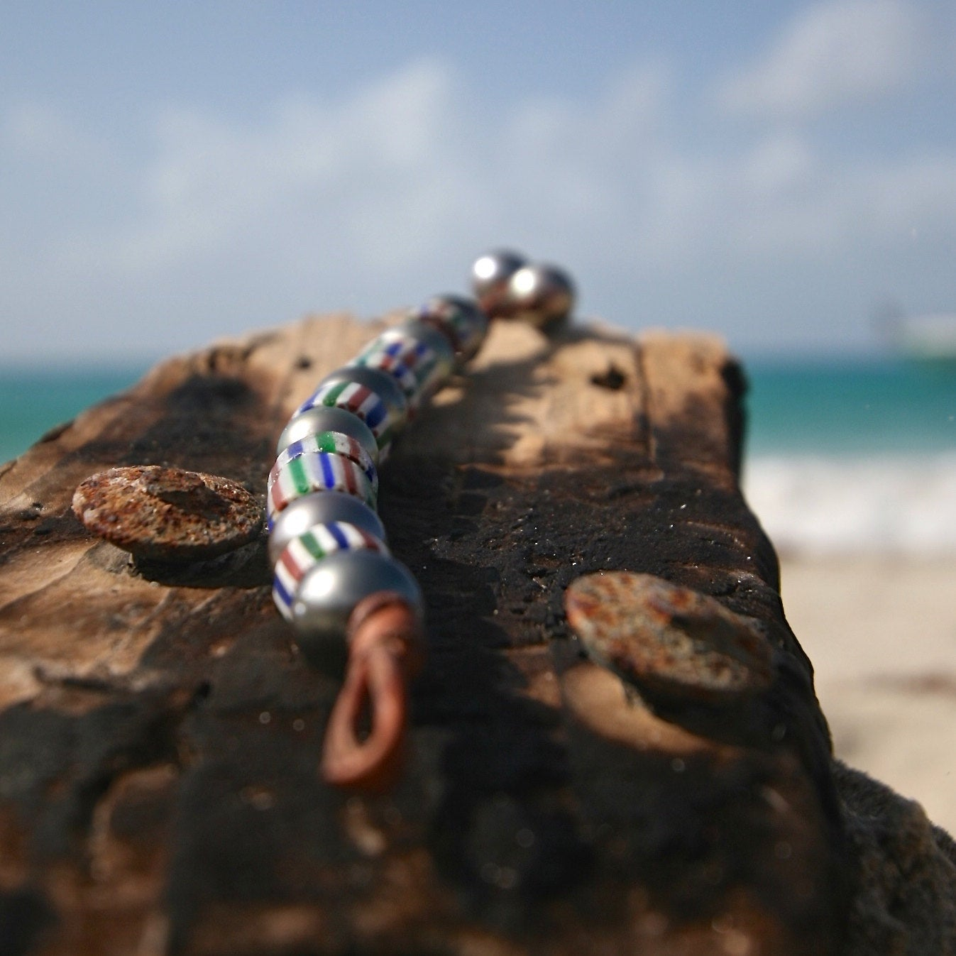 pearl and leather st barthelemy jewelry