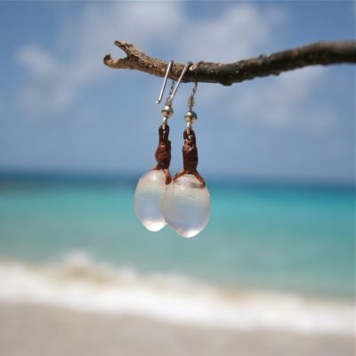 mermaid st barth jewelry sea glass