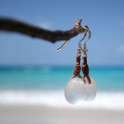 tresors de st barth sea glass jewelry