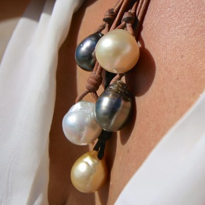 massive pearls necklace st barth jewelry