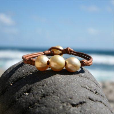 signature pearls jewelry St Barth
