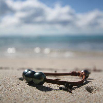 St Barth jewelry tahitian pearls bracelet