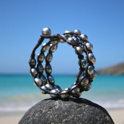 jewelry St Barth pearls bracelet