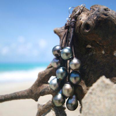 St Barths jewelry fine pearls earrings