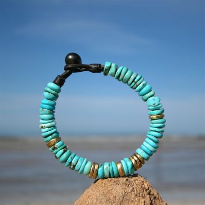 gold turquoise pearl st barth jewelry