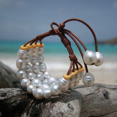 pearl Jewelry st barth bracelet