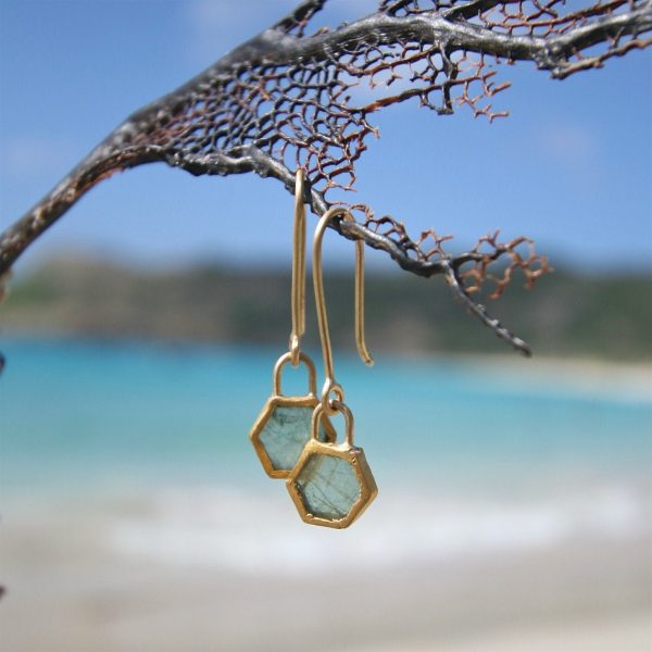 earrings st barth jewelry